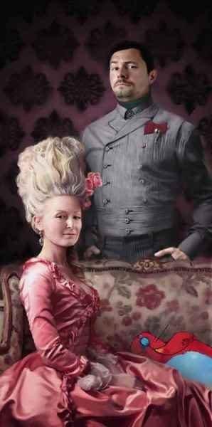 Monika i Adam Świerżewscy