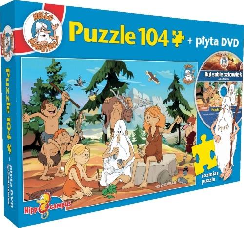 Był sobie człowiek puzzle