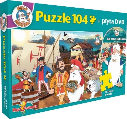 Byli sobie podróżnicy puzzle