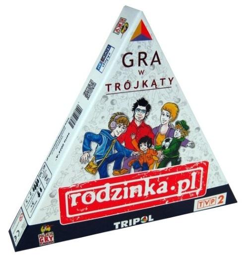 Gra w trójkąy