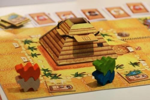 Przebiegłe wielbłądy wnętrze gry