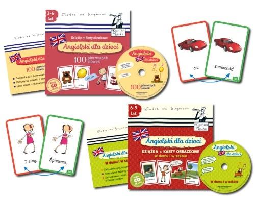Angielski dla dzieci. 100 pierwszych słówek