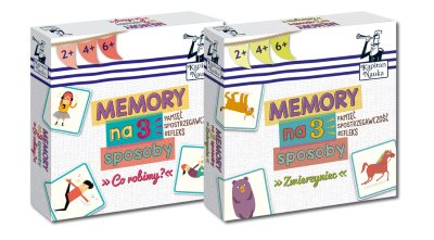 Memory na 3 sposoby