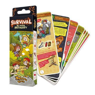 Survival na tropie przyrody